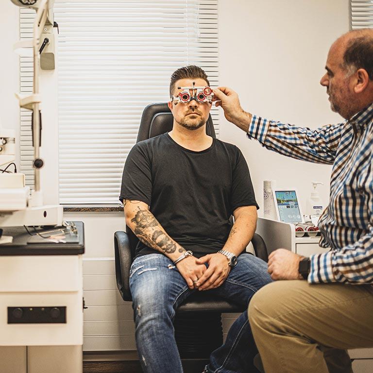 Augencheck | Brillenstudio Focus | Herne-Röhlinghausen | Sehzentrum für Augenoptik und Augenscreening