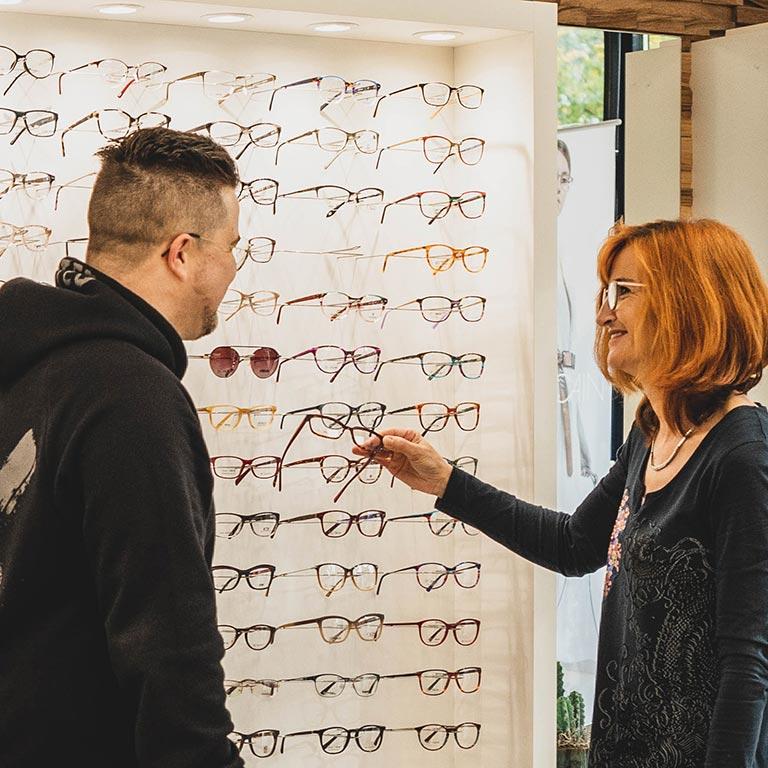 Leistungen | Brillenstudio Focus | Herne-Röhlinghausen | Sehzentrum für Augenoptik und Augenscreening