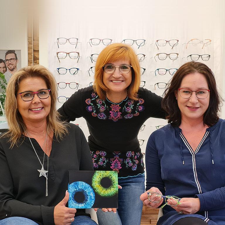 Über uns | Brillenstudio Focus | Herne-Röhlinghausen | Sehzentrum für Augenoptik und Augenscreening